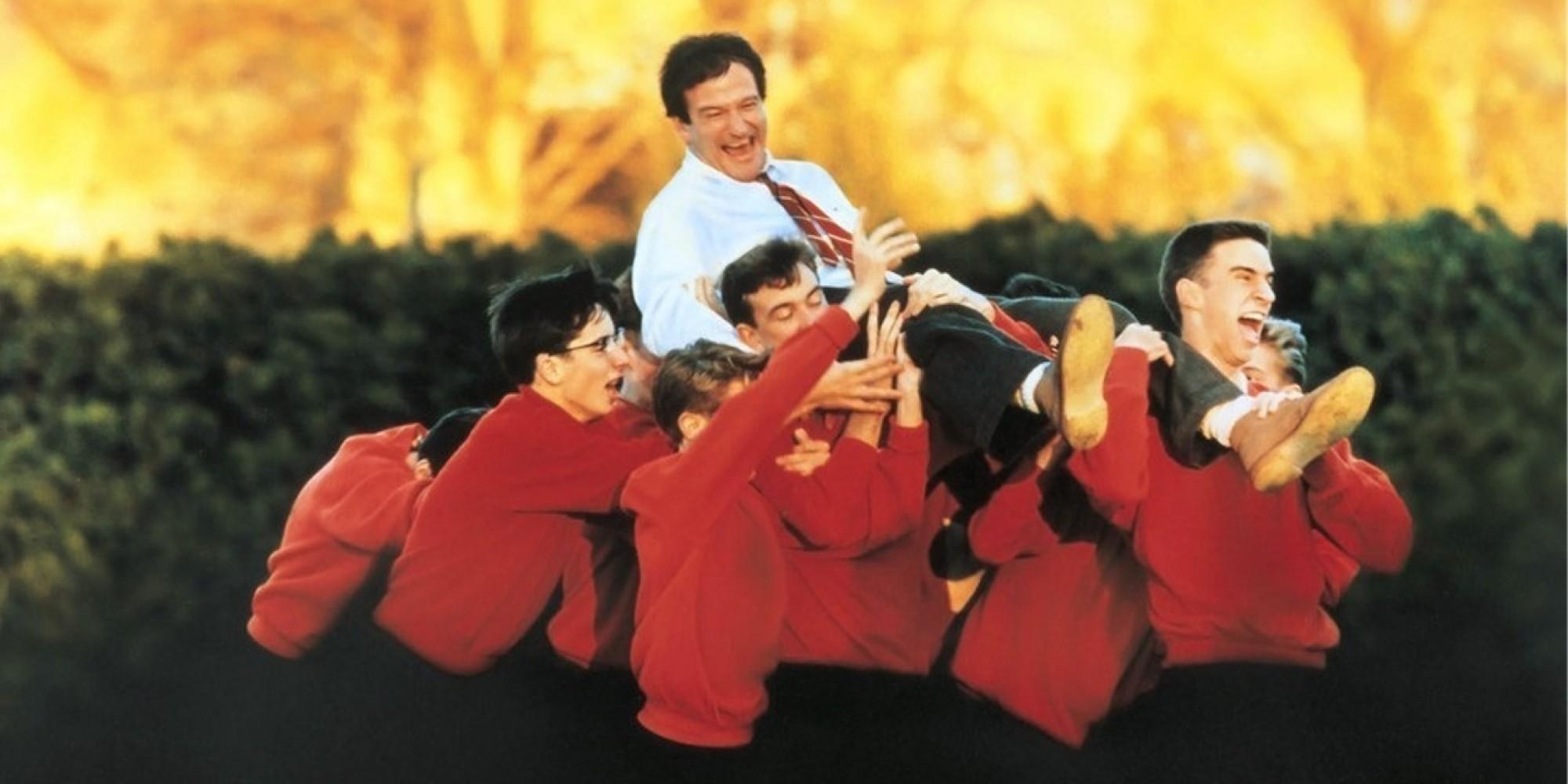 Capacidad dar más allá Robin Williams